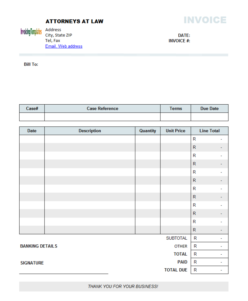 examples of billing invoices akba greenw co