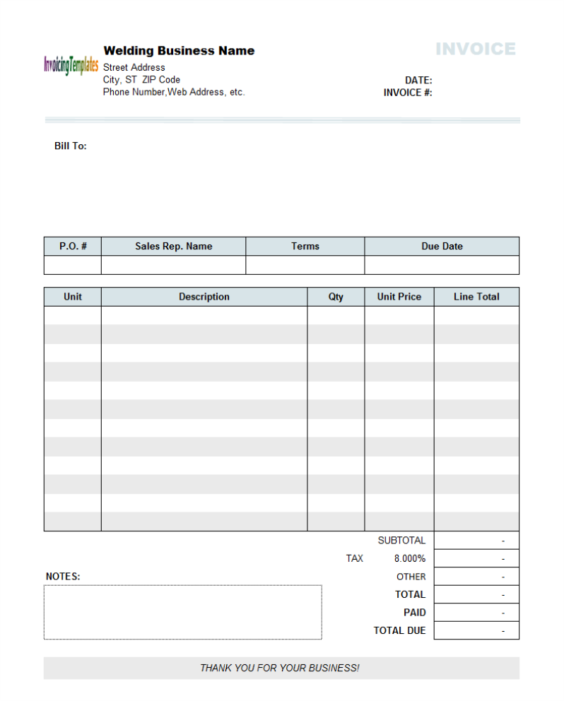 simple invoice form simple invoice form 4134